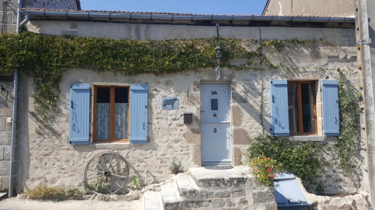 L'Ancienne Boucherie Chambre D'hote Creuse France